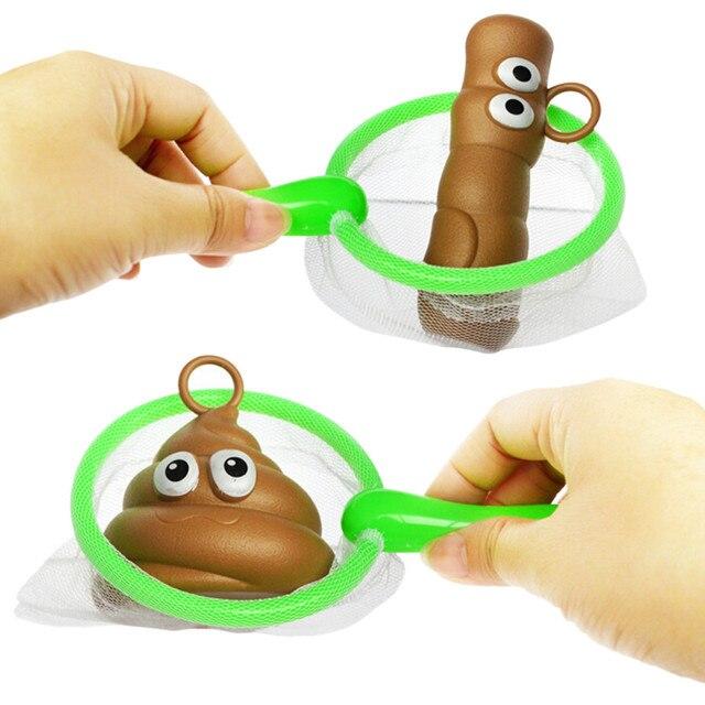 Tabouret forme jeu de pêche jouets Marine biologique pêche Cognitive pour flotteurs Puzzle pêche crochet jouets zabawki dla dzieci