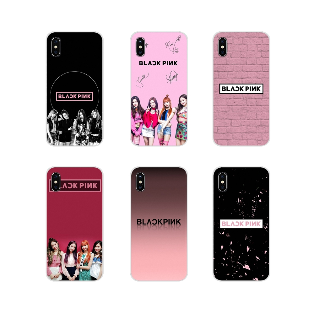 Accessories Phone <font><b>Cases</b></font> Covers BLACKPINK kpop For <font><b>Samsung</b></font> Galaxy J1 J2 J3 J4 J5 J6 <font><b>J7</b></font> J8 Plus 2018 Prime 2015 2016 <font><b>2017</b></font> image