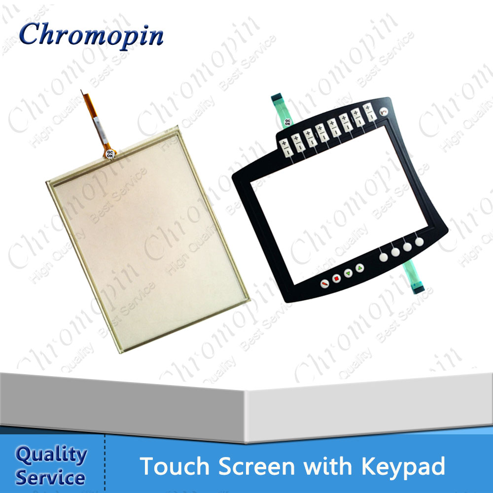 Membrane Keypad New for KUKA KRC KRC4 KR C4 00-168-334 Touch Screen Glass