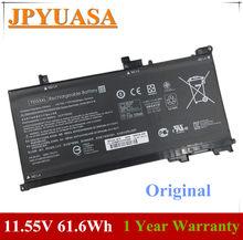 7XINbox – batterie d'ordinateur portable d'origine TE03XL, 11.55V, 5150mAh, pour HP WASD 15-AX015TX Omen 15-ax000 849910-850 HSTNN-UB7A TPN-Q173