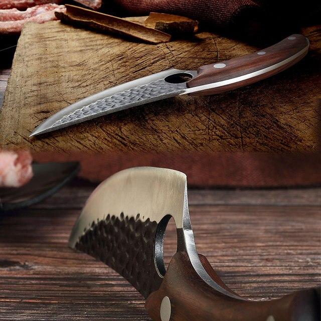 MITSUMOTO Handcrafted Boning Knife 4