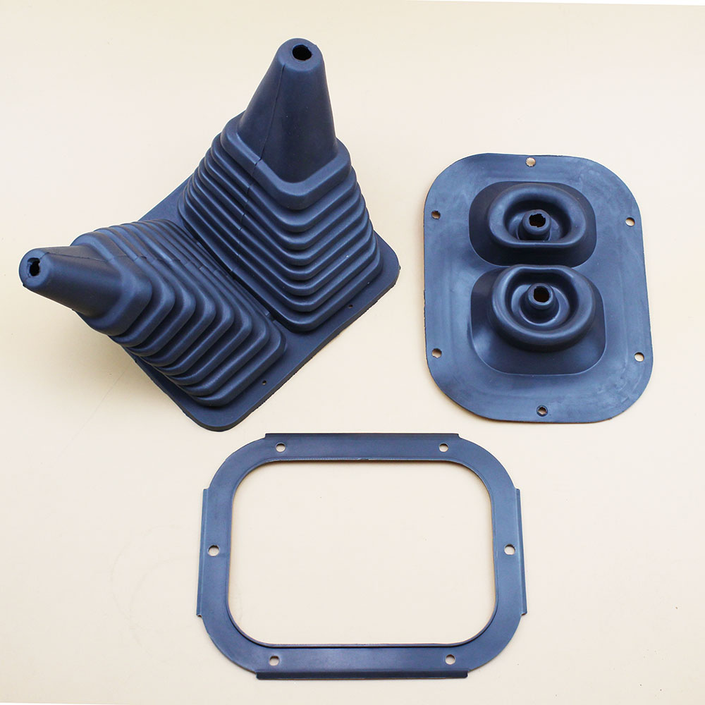 Автомобильный Стайлинг LARBLL, рычаг переключения передач, внутренняя внешняя крышка от пыли, рамка, подходит для Mitsubishi Pajero Montero Shogun MK2 V31 V32 V33