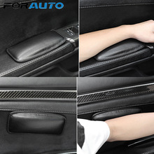 Knee-Pad Interior-Accessories Elastic-Cushion Memory-Foam Thigh-Support FORAUTO 18x8cm