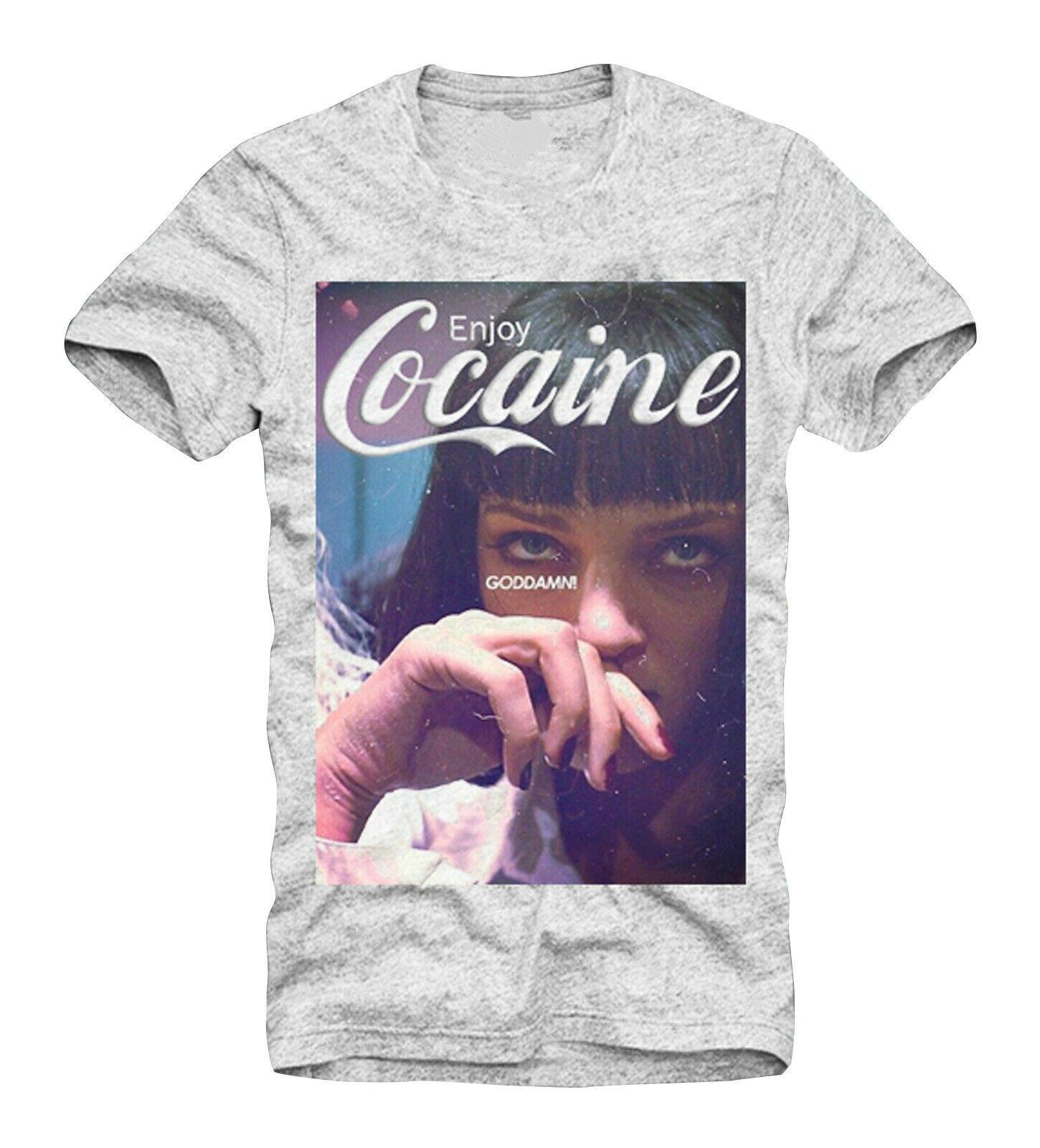 E1Syndicate T camisa Kokain Mdma velocidad ketamina fiesta Rave Lsd, 3500G tamaño Unisex S-3Xl