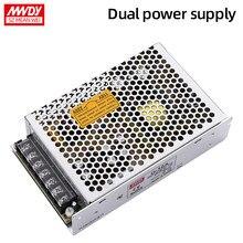 D-50 C 12V 2A 24V1A Ultra mince double sortie alimentation pour lumière LED bande SMPS 90 V - 240 V AC entrée 12V 24 V sortie