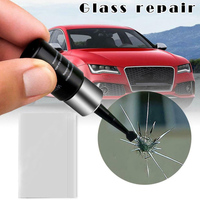 2019 Hot Automotive Glass Repair Fluid Windshield Repair Kit Windshield Repairing Resin Agent S7 #5|Glass Cleaner| |  -