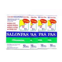 Patch de plâtre pour soulager les crampes, les muscles, la Fatigue, les douleurs, les articulations, détendre le cou et le dos, soins de santé du corps, 12 pièces