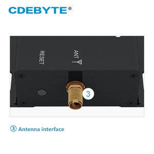 Image 4 - E90 DTU 433L30E Ethernet LoRa Lange Range 433 MHz 1W IoT uhf Draadloze Transceiver rf Module 433 MHz Zender en Ontvanger