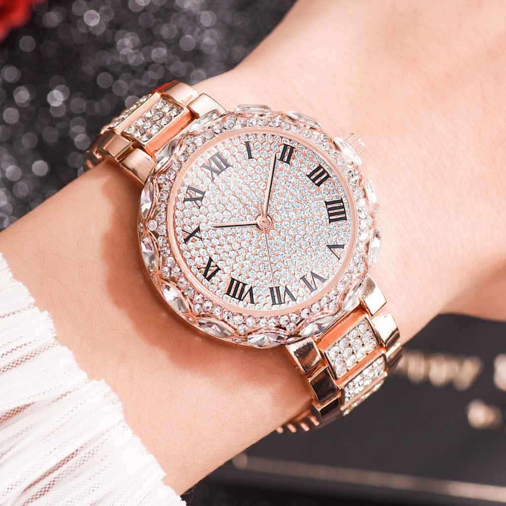 Luxe Kleine Wijzerplaat Horloge Vrouwen Mode Kleine En Delicate Europese Schoonheid Eenvoudige Casual Zegarek Damski Quartz Armband Horloge