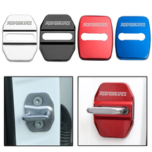 4pcs Car Styling Auto Protection New Door Lock Cover Case For E46 E39 E36 E60 E87 BMW E90 F20 F30 F10 Car Accessories