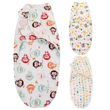 Get more info on the Autumn Newborn Baby Swaddle Infant Baby Absorbent Cotton Towel Swaddle Blanket Baby Sleeping Bag for 0 - 6 Months