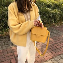 цены Fashion Female Cardigans 2019 Spring Sweater Cardigan Long Sleeve Oversize Knitted Jacket Coat Loose Outwear
