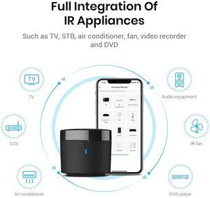 Image 3 - Broadlink RM4 Mini RM Mini3 RM4C Mini BestCon WiFi Hogar Inteligente otomasyon akıllı ev uzaktan destek Alexa Google ev Mini