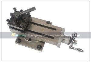 Image 4 - SIEG Lathe Tool holder/C4/SC4/M4/SM4 Machine tool slide/Slide rest/Compound Rest Assembly