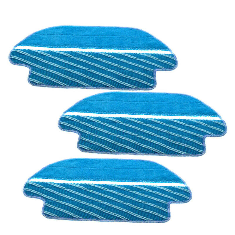 3PCS Replacement Mop Cloth for Viomi V2 V RVCLM21B Vacuum Cleaner Household Vacuum Cleaner Parts    - title=
