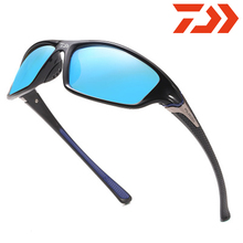 Dawa HD Polarized Fishing Glasses Men UV400 Fisherman Sunglasses Outdoor Riding