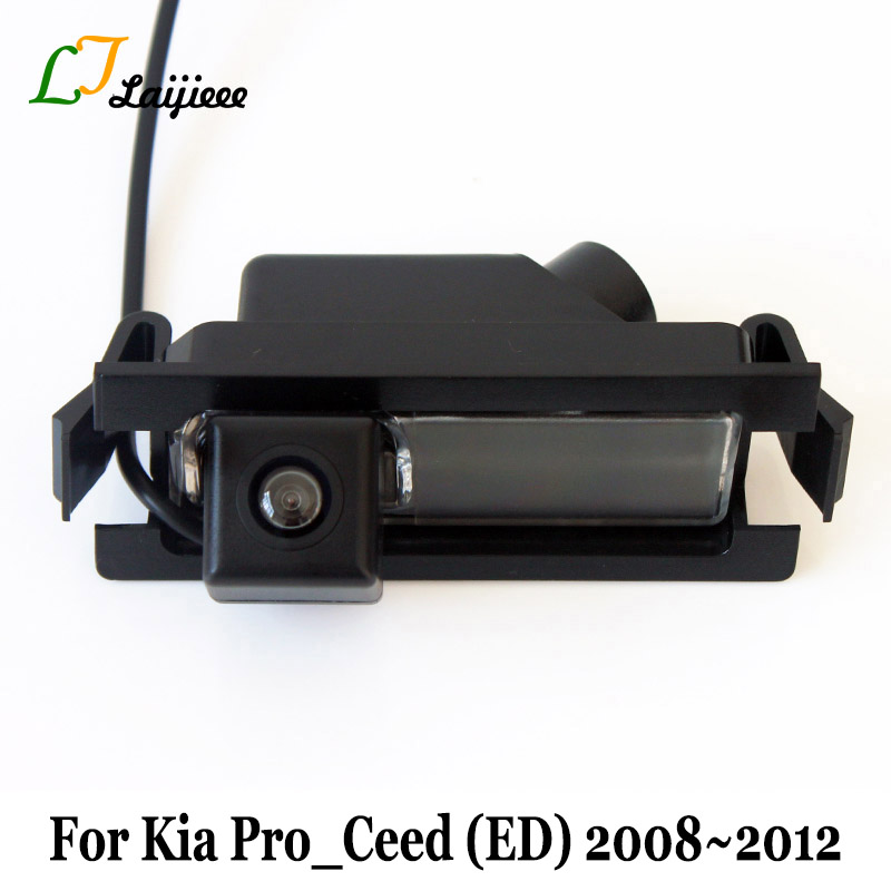 For Kia Pro_Ceed Pro Ceed ProCeed ED 2008~2012 Car Reverse Camera / With Power Relay HD CCD Night Vision Auto Parking Camera