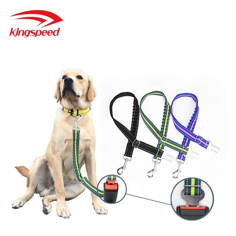 [] Korpi Pet Seat Belt Dog Car Mounted Safety Belt Dog For Automobile Safety Belt
