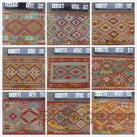 kilim carpet wool Wool Handwoven Bedroom  Geometric Bedroom Turkish Prayer Natural|Carpet|Home & Garden -