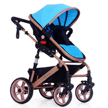 Starlight T1509 High View Baby Carts Two-way Seat Folding Baby Car Good Child Car Baby Car