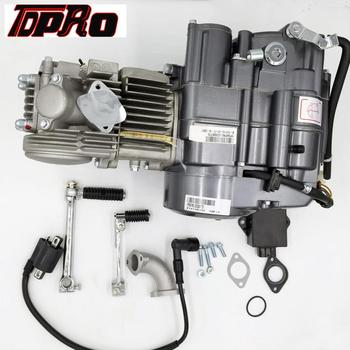 TDPRO LIFAN 150cc Motor Engine Kick Start 4 Speed Manual for Honda XR50 CRF50 70 Dirt Pit Bike Apollo Thumpstar Atomik Braaap