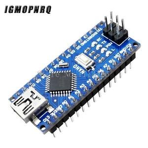 Плата расширения для контроллера NANO V3.0 3,0, простая Расширительная пластина для Arduino AVR ATMEGA328P