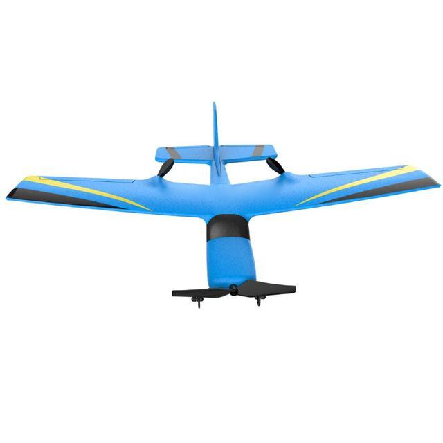 שתי דרך שלט רחוק דאון 2.4G Z50 EPP דאון קצף מובנה 6 ציר גירוסקופ מטוסים בשלט רחוק