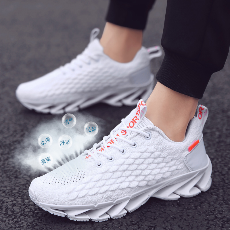 Krasovki Men Casual Shoes 2018 Fashion Male Sneakers Breathable Slip On Man Footwear Chaussures Homme High Quality Adult Shoes