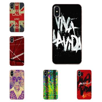 Viva La Vida Soft TPU Fashion Original For Motorola Moto G G2 G3 G4 G5 G6 G7 Plus For Motorola Moto G G2 G3 G4 G5 G6 G7 Plus image