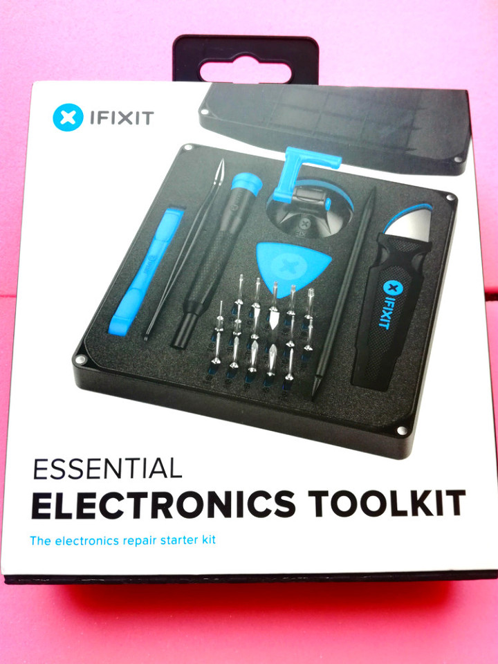 Spot 3445 Accessories Ifixit Essential Electronics Toolkit Tools Cable Winder Aliexpress