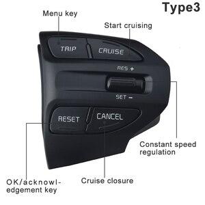 Image 5 - ESPEEDER Car Steering Wheel Button Bluetooth Phone Cruise Control Volume For KIA K2 RIO 2017 2018 RIO X LINE Car Accessories