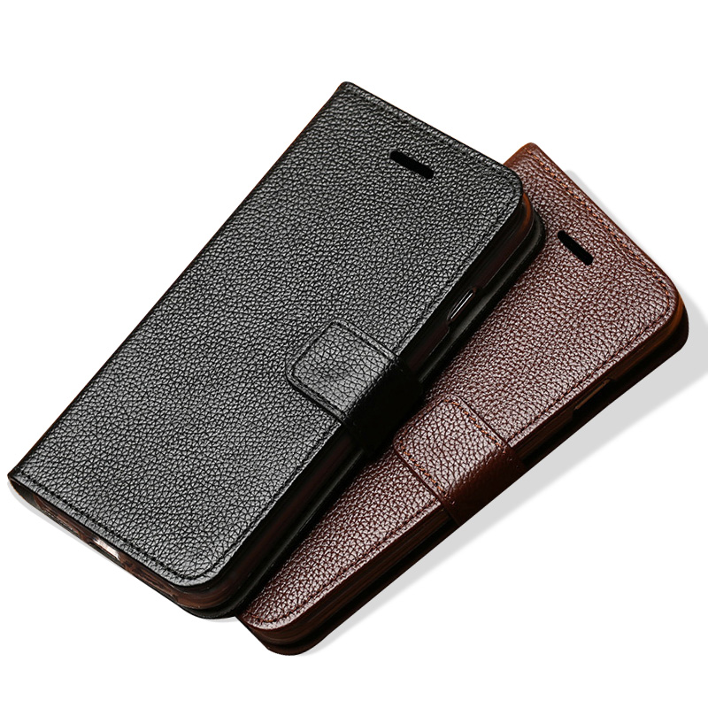 Cowhide Phone Case For LG G3 G4 G5 G6 G7 G8s Thinq V10 V20 V30 V40 V50 Thinq Case For Lg Q6 Q7 Q8 K4 K8 2017 K10 K11 2018 Cover
