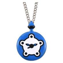 Harong milagre joaninha colar bolso na moda colar de jóias bonito coelho milagre kwami pingente anime gato nior presente do miúdo