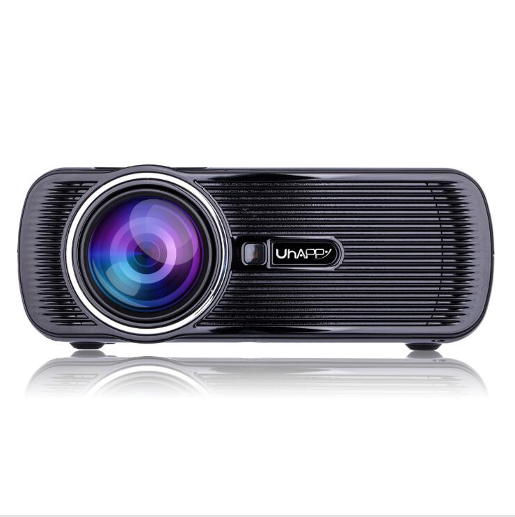 Multimedia 4K 1080P WiFi Android Bluetooth 3D LED Projector Home Cinema Supports Horizontal and Vertical Flip - 5