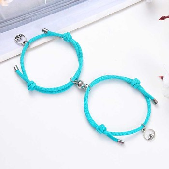 turquoise-blue-couple-magnetic-bracelet