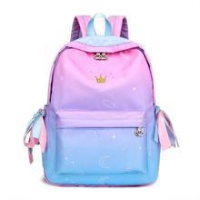 Korean Style Fashion Backpack Bag For Women Simple Youth Travel Backpacks Leisure School Student Bags For Teen Girl Schoolbag 2017 diamond lattice women backpack solid fashion chain rucksacks korean student school bags travel bag backpacks mujer xa218b