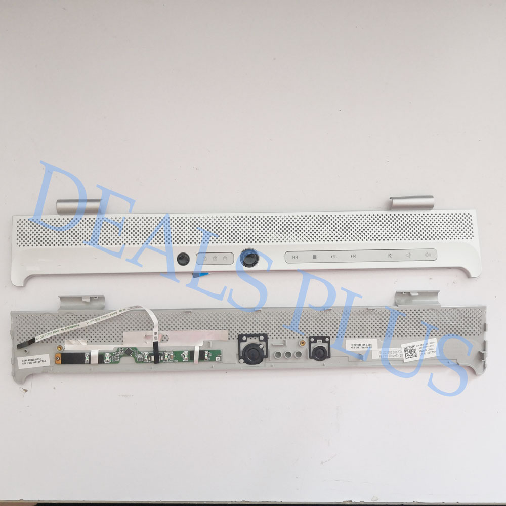 Power Button Strip Bezel Cover For DELL Inspiron 1525 1526 Media Button Hinge Cover Ribbon 0FU289