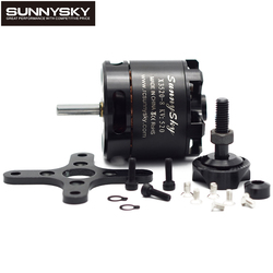 1 stücke Sunnysky X3520 KV520/KV720/KV880 6S Bürstenlosen Motor Für RC Modelle FPV Quadcopter drohnen
