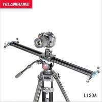 L150A Photography Camera Follow Focus Long Stroke Camera Track 150 Cm Desktop Single lens Reflex Camera Slideway Extendable Stab