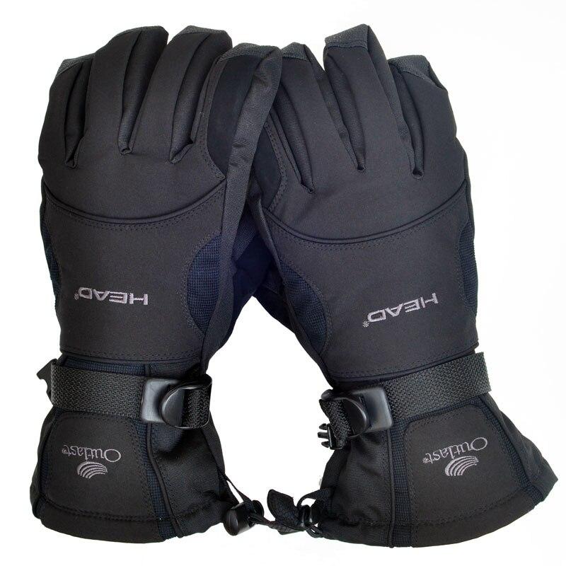 2020 New Men's Ski Gloves Snowboard Gloves Snowmobile Motorcycle Riding Winter Gloves Windproof Waterproof Unisex Snow Gloves