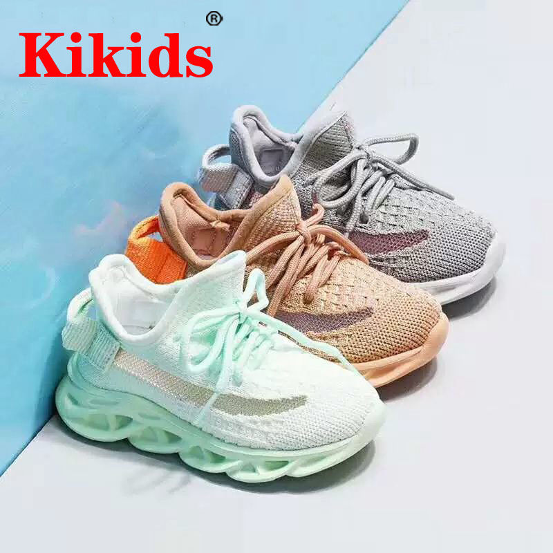 Women Shoes 2020 Summer Children Shoes Boys Girls Shoes Breathable Infant Shoes Sneakers Soft Bottom Non-slip Casual Kids Shoes