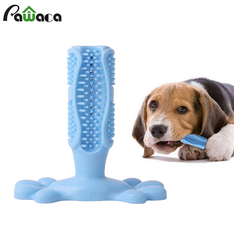 Online Shop Dog Toothbrush Dog Pet Supplies Dogs Chew Toys Pet Molar
