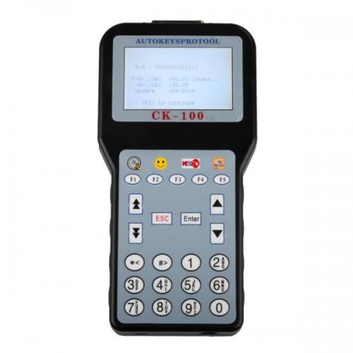 Latest V45.09 CK-100 CK100 Car Key Maker Auto Key Programmer