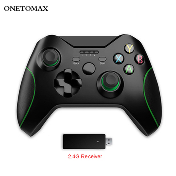 2.4G Wireless Game Controller For Xbox One Console Gamepad Joystick PS3 Win7/8/10 Android SmartPhone Joypad