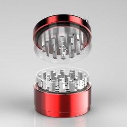 Neue Multi-funktion USB Lade Elektrische Metall Grinder Spice Maker Kräuter Herb Grinder Tabak Maschine Großhandel