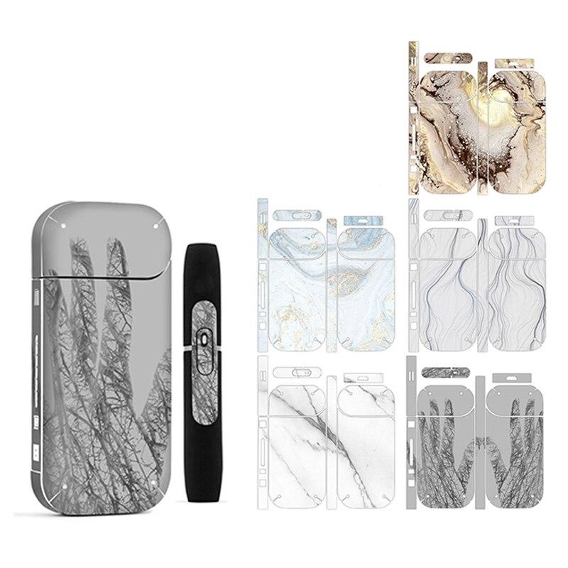 Sticker Printing Skin E-Cigarette Cover Case For IQOS 2.4 Plus