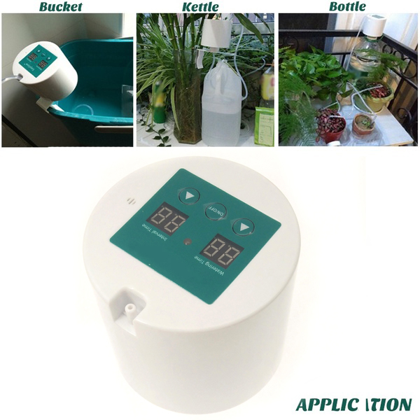 Auto Pump Controller Garden Water Timers Suitable for Home Gardening And Farmland 1