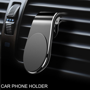 Car Air Vent Magnet Phone Stand GPS Mount Holder For Peugeot 307 206 308 407 207 3008 406 208 508 301 2008 408 5008 image