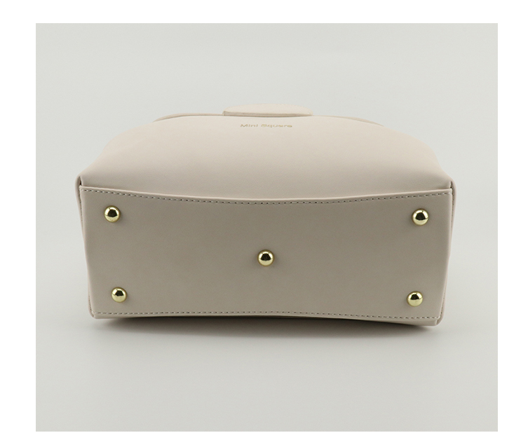 Saco de balde feminino designer de luxo