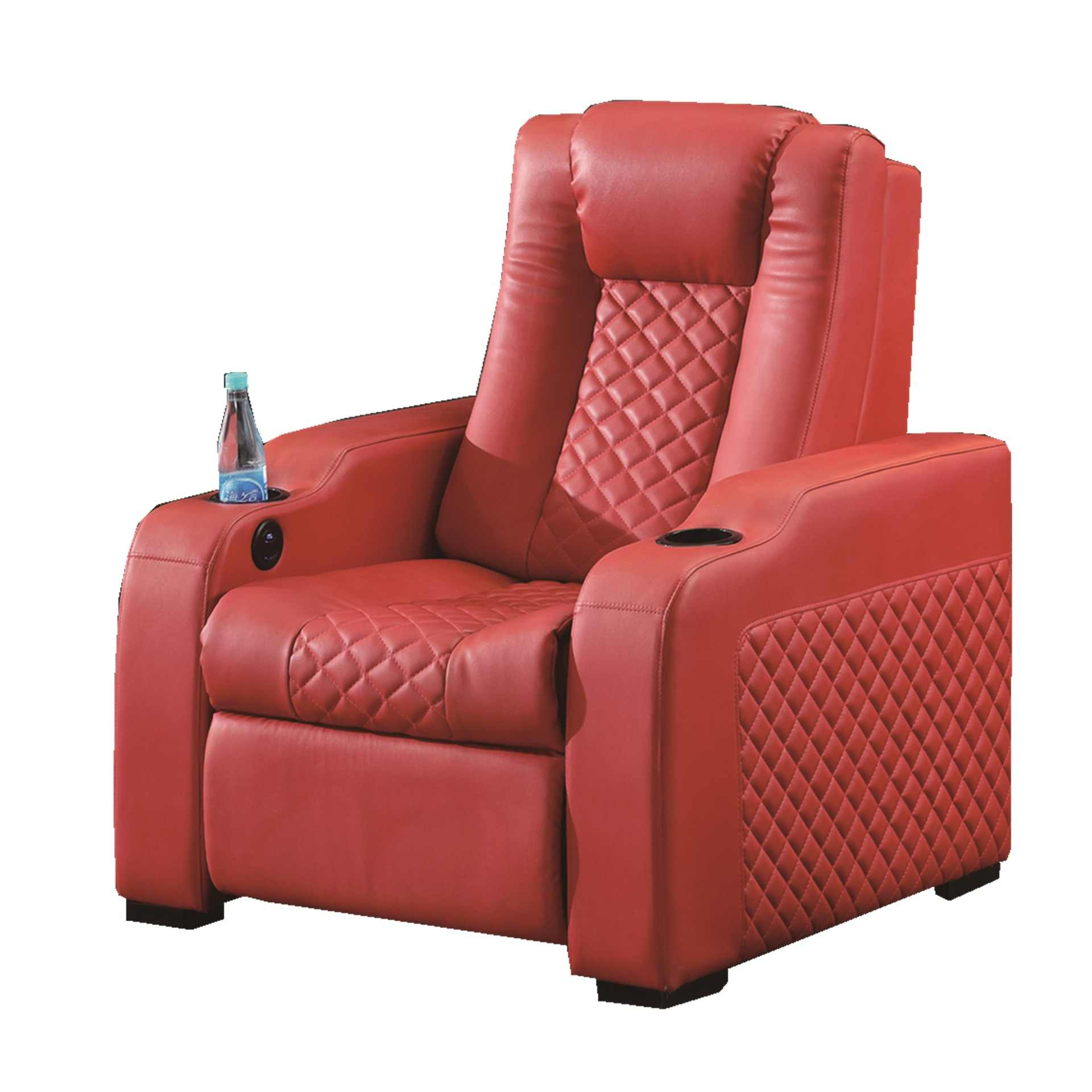Factory Production Of Modern Minimalist Leather Movie Theater Sofa Single Chair Small Apartment Leather Home Theater Sofa Aliexpress
